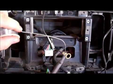 2001 Dodge Dakota - Soldering A Ground Wire