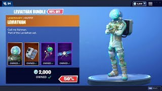 'NEW' LEAKED Fortnite SKIN BUNDLES in ITEM SHOP for CHEAP - MORE SKIN BUNDLES COMING