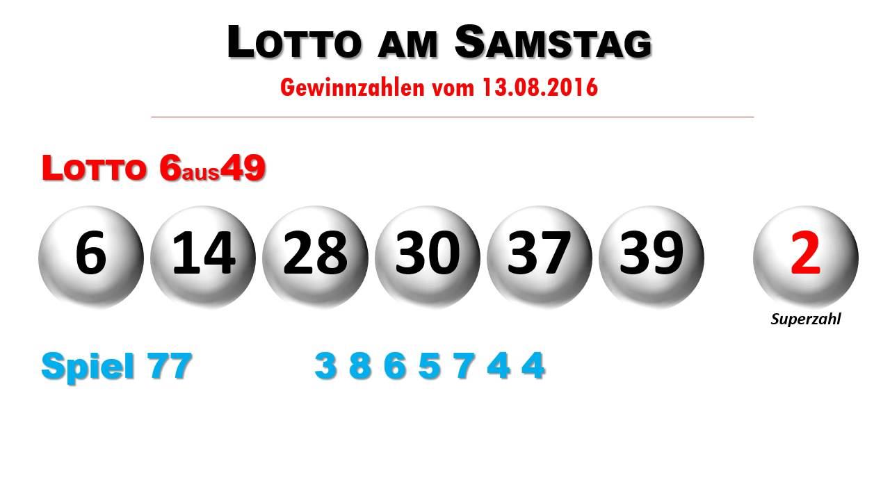 Lotto Zahlrn
