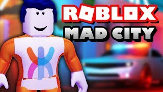 I DISCOVER ROBLOX - MAD CITY!