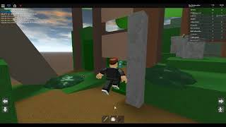 [Roblox Adventures][Be a parkour ninja Ep.2]Trolling as my CLONE
