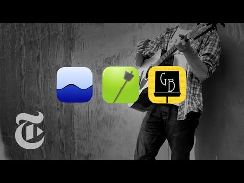 Tuners, Metronomes and Sheet Music Apps | App Smart Reviews | The New York Times