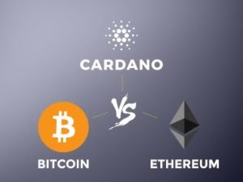 BITCOIN VS. ETHEREUM VS. CARDANO: ADA Coin Technical Analysis/ Which Is The Best Investment?