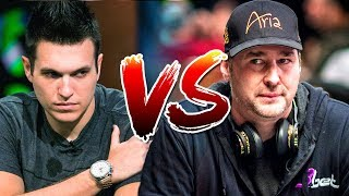 I'm Playing Phil Hellmuth HEADS UP For $200,000!
