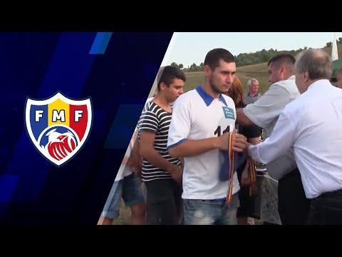 Finala Campionatului raional la fotbal Rezina, 27.08.2017