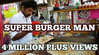 Amazing Street Food Lahore Pakistan Egg Burger