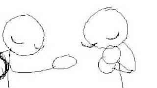 Schnurrbart-Boxen animation - animanatee DS