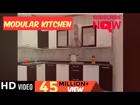Modular Pvc Kitchen Design Simple And