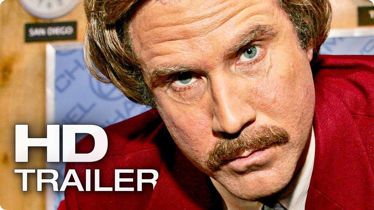 Anchorman Trailer Deutsch