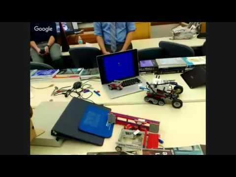 End of Semester Lego Mindstorm Rumble