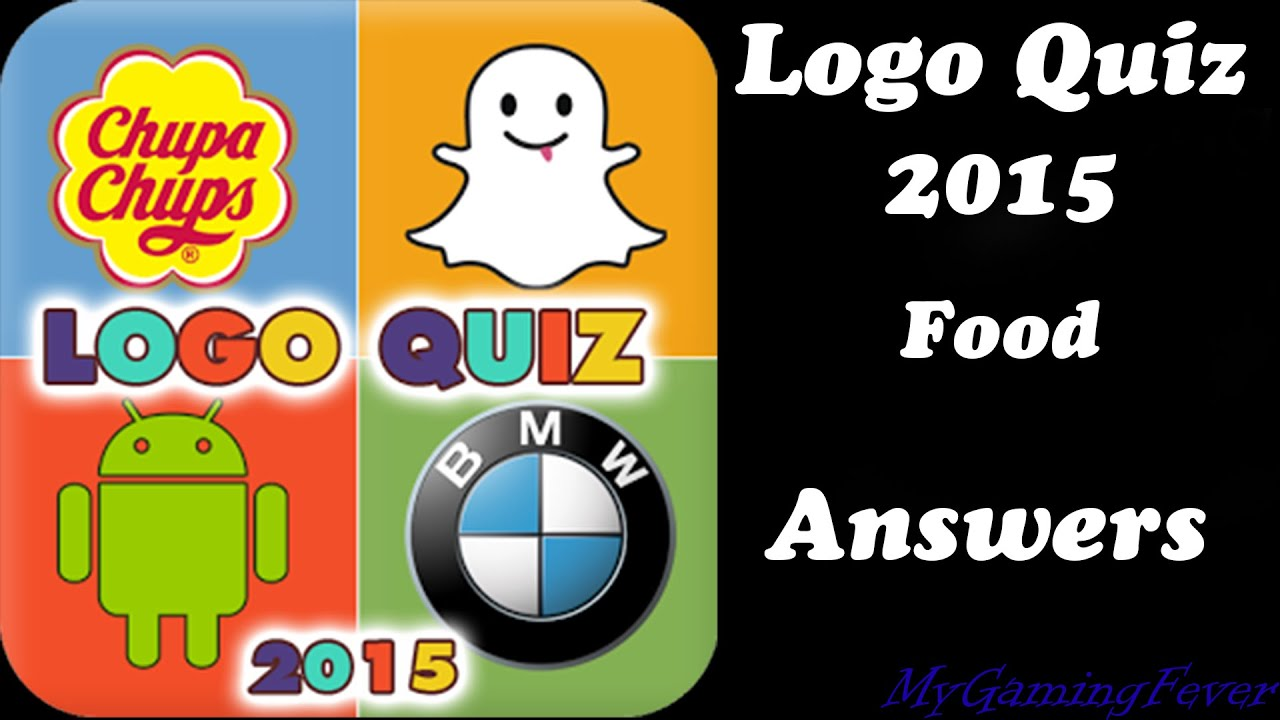 logo quiz food answers