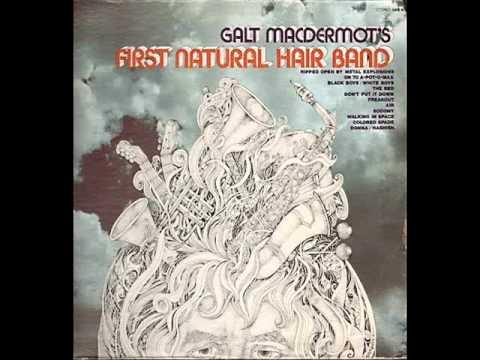 Galt MacDermot's First Natural Hair Band - Walking In Space