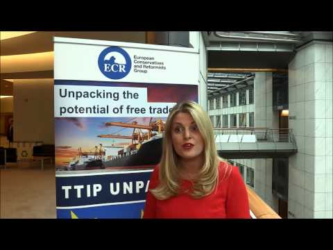 TTIP - what's it about?