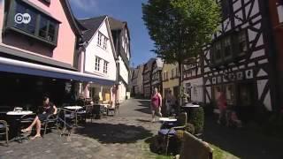 Westerwald - grüne Oase mitten in Deutschland   Hin & weg