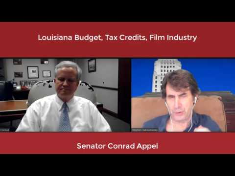 Louisiana budget woes, taxes scares and end the film industry?
