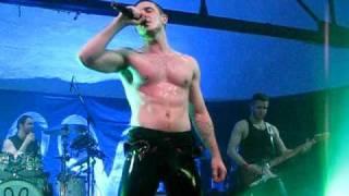 Scissor Sisters - Skin Tight live at Cain's Ballroom - Tulsa OK Night Work tour