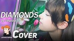Diamonds - Rihanna cover by 12 y/o Jannine Weigel (พลอยชมพู)
