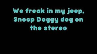California Girls lyric Katy Perry Ft. Snoop Dog