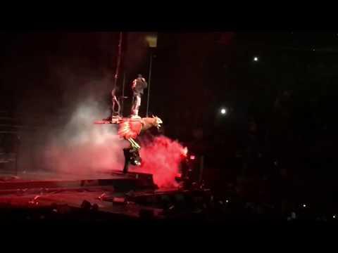 Travis Scott - Live Full Performance DAMN Tour @ Toyota Center Houston Texas 1080p 60FPS