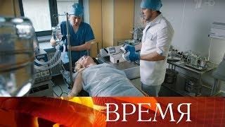 Подарок зрителям Первого канала - громкая премьера «Ланцет».