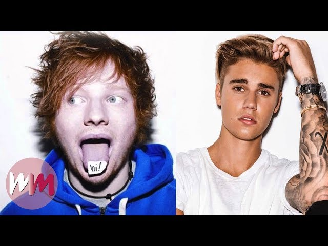 Top 10 Songs You Didn't Know Were Written by Ed Sheeran