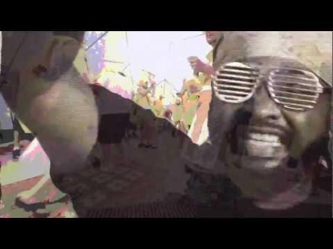 "All Good Funk Alliance - ""Go-Go Bananas (ft. Mustafa Akbar)"" - [Official Music Video]"