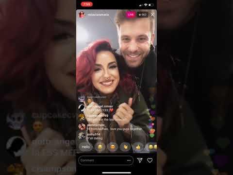 Cara Maria and Paulie Calafiore Instagram Live 12/17/18 Mp3