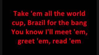 Pitbull Feat G.R.L. Wild Wild Love HD