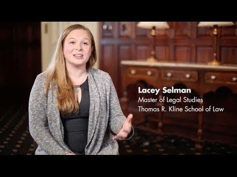 Online Master of Legal Studies at Drexel University's Thomas R. Kline School of Law