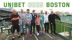 Team Unibet goes Boston - 3. Baseball, koris ja hummerit