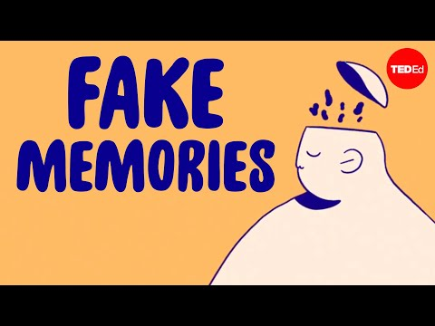 Are all of your memories real? - Daniel L. Schacter