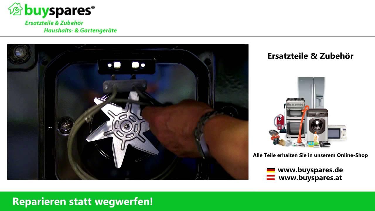 Anleitung Umluftofen Heizelement austauschen YouTube ~ 25152746_Backstein Für Siemens Backofen