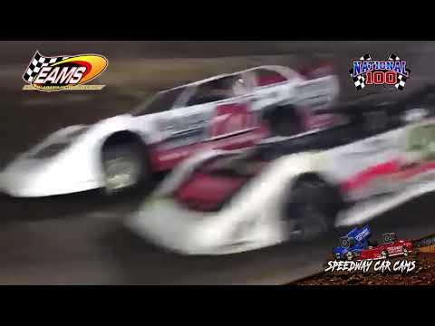 #1 Kenny Collins - Super Late Model - National 100 - 1-27-19 East Alabama Motor Speedway