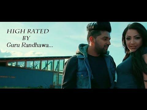 High Rated Gabru: by Guru Randhawa | Manj Musik| DirectorGifty |T-Series