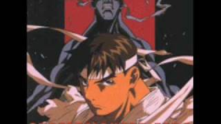 Street Fighter Alpha: The Animation OST 09 Shun