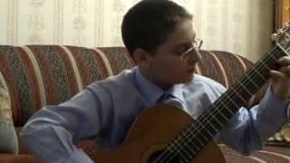 Аргентинское танго на гитаре