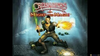 Crusaders of Might and Magic gameplay (PC Game, 1999)