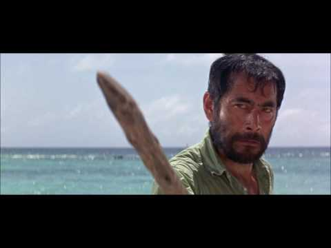 """Interview with John Boorman about """"Hell in the Pacific"""" (1968)"""