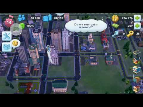 Simcity BuildIt Part 62 Heliport
