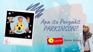 Parkinson merupakan degenerasi sel saraf secara bertahap pada otak bagian tengah yang berfungsi meng.