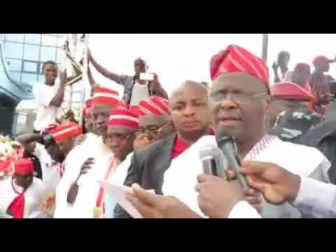 Download SENATOR RABIU MUSA KWANKWASO SPEECH   The Supreme Grand Commander of the Kwankwasiyya Movement