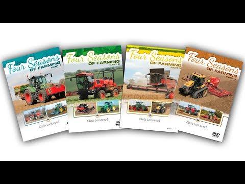 Four Seasons of Farming DVD series trailer