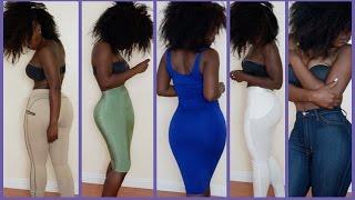 HUGE Fashion Nova Try On |  DestinyGodley