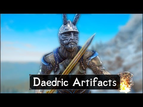 Skyrim: Top 5 Daedric Artifacts And Quest Items In The Elder Scrolls 5: Skyrim