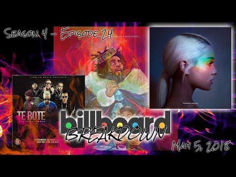 Billboard BREAKDOWN - Hot 100 - May 5, 2018