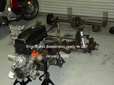 Opel gt front suspension