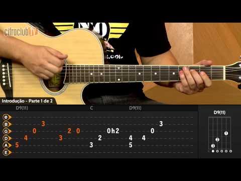 Senhor do Tempo - Charlie Brown Jr. (aula de violão simplificada)