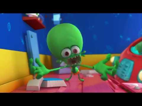 Les zinzins de l espace le film en 3d 2005 extrait youtube - Les zinzin de l espace ...