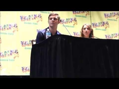 Evan Peters Q&A Tampa Bay Comic Con