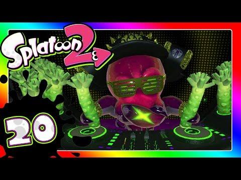 SPLATOON 2 Part 20: DJ Oktario feat. Aioli im Finale!